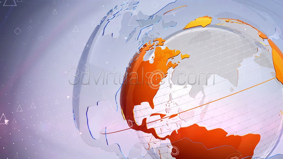 Motion Earth Background 105