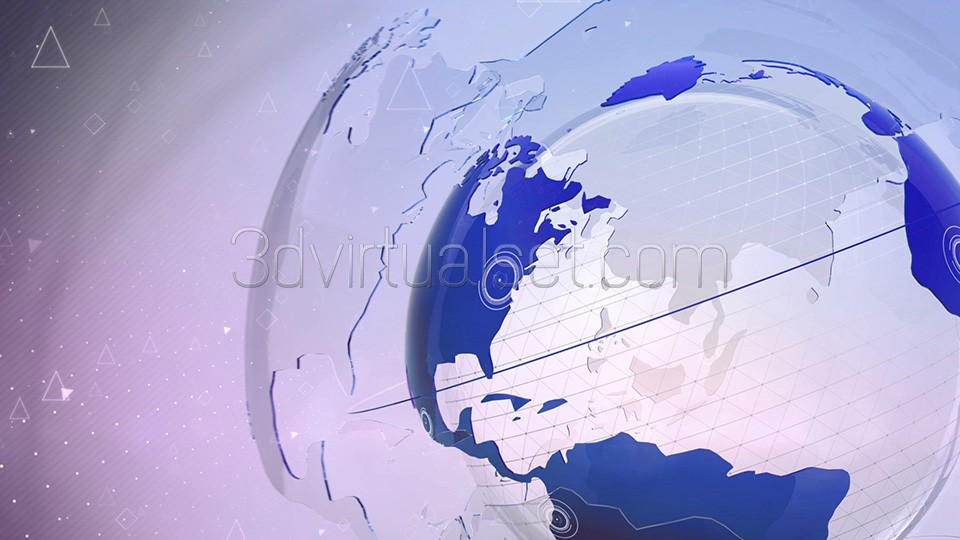 Motion Earth Background 106