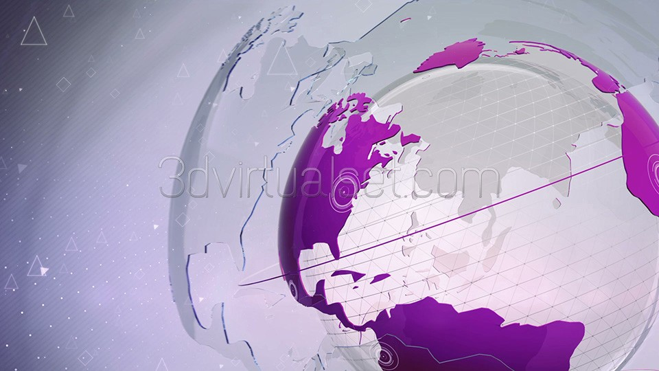 Motion Earth Background 107
