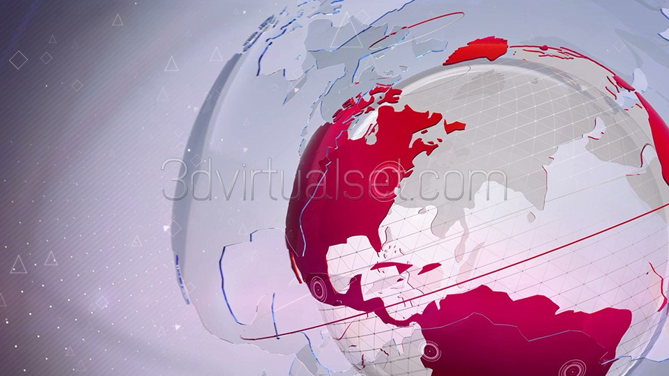 Motion Earth Background 108